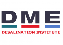 Logo of Desalination Institute DME